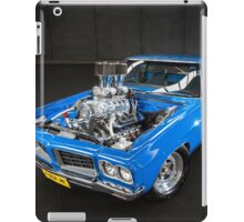 Nathan James' Holden Tonner iPad Case/Skin