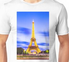Eiffel Tower 7 Unisex T-Shirt