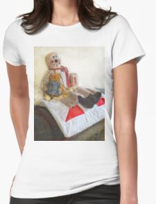 Primitive Doll Womens Fitted T-Shirt