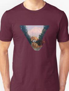 Red Panda Valley  Unisex T-Shirt