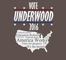 Vote Frank Underwood 2016 Unisex T-Shirt