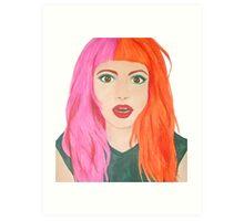 Hayley Art Art Print