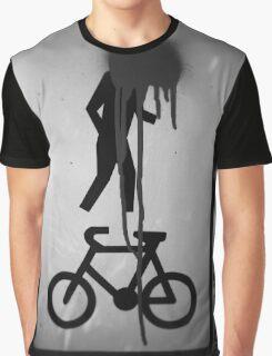Can you ride a bike? Graphic T-Shirt