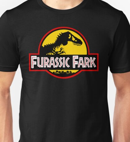 Furassic Fark Unisex T-Shirt