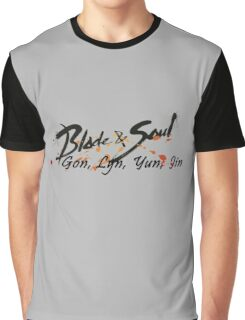 Races - Blade and Soul Graphic T-Shirt