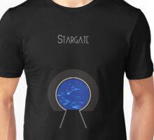 Stargate Minimalist Poster and Shirt! Unisex T-Shirt