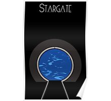 Stargate Minimalist Poster and Shirt! Poster