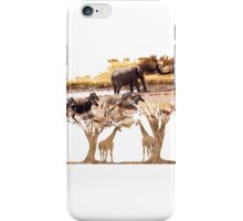 African Nature iPhone Case/Skin