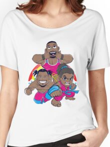 New Day Chibi Rocks! Women's Relaxed Fit T-Shirt