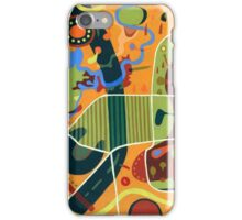 Tasmanian Landscape with added Vitamin C iPhone Case/Skin