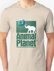 Old Animal Planet Logo T-Shirt