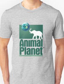 Old Animal Planet Logo Unisex T-Shirt
