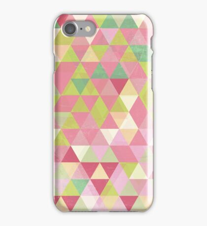Isometric Spring iPhone Case/Skin