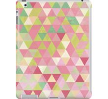 Isometric Spring iPad Case/Skin