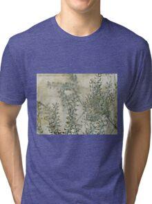 wild grass 30 Tri-blend T-Shirt