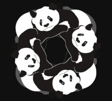 PANDA PLAY One Piece - Short Sleeve