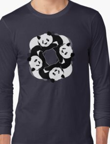 PANDA PLAY Long Sleeve T-Shirt