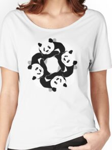 PANDA PLAY Women's Relaxed Fit T-Shirt