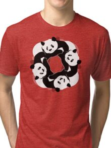 PANDA PLAY Tri-blend T-Shirt