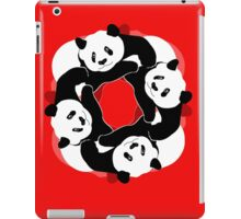 PANDA PLAY iPad Case/Skin