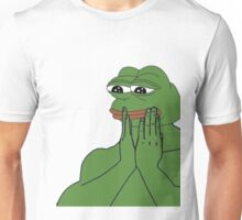 Pepe the frog Unisex T-Shirt