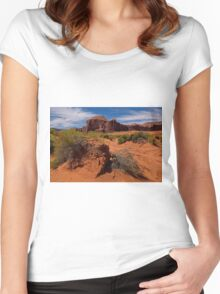 Hold On To Something Strong Women's Fitted Scoop T-Shirt