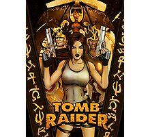 Tomb Raider 1/Anniversary 1996/2007 Photographic Print
