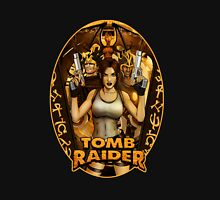 Tomb Raider 1/Anniversary 1996/2007 Zipped Hoodie