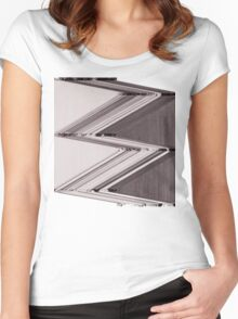 Cab for Cutie  Women's Fitted Scoop T-Shirt