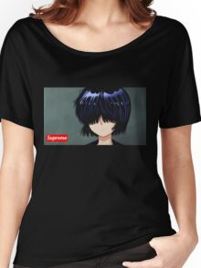 Supreme School Girl Crossover Women's Relaxed Fit T-Shirt