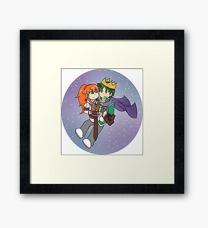 Dream Chibi Framed Print