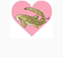 Zebra Shark Heart Women's Tank Top