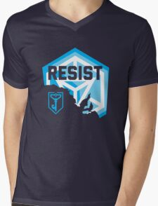 Resist SA 2 Mens V-Neck T-Shirt