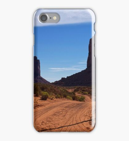 Follow the Road Where Your Heart Leads iPhone Case/Skin