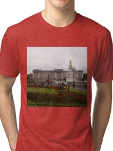BUCKINGHAM PALACE Tri-blend T-Shirt