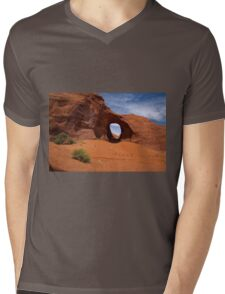 Ear of the Wind Mens V-Neck T-Shirt