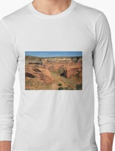 Even Though The Road Is Winding I Will Find My Way Long Sleeve T-Shirt