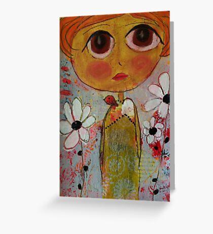 Soulful Greeting Card