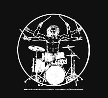DaVinci Drummer  Unisex T-Shirt