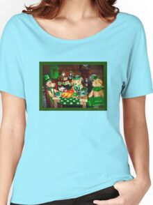 Wearin' o' the Green Women's Relaxed Fit T-Shirt