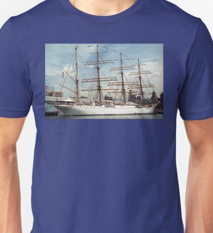 Sedov (Russian: CEAOB) Unisex T-Shirt
