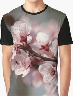 PLUM BLOSSOMS Graphic T-Shirt