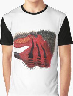 Fancy Tyrannosaurus Graphic T-Shirt