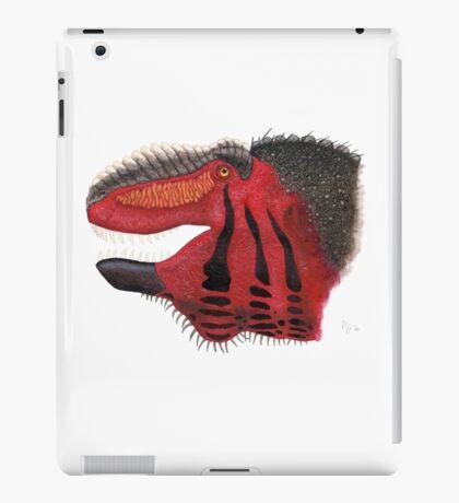 Fancy Tyrannosaurus iPad Case/Skin