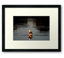 Me, Myself & I Framed Print