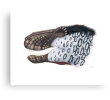 Scaly Tyrannosaurus Canvas Print