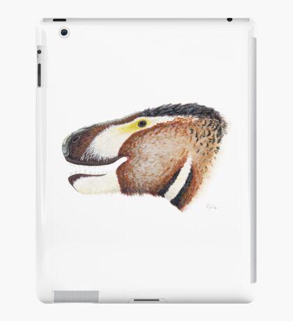 Fuzzy Tyrannosaurus iPad Case/Skin