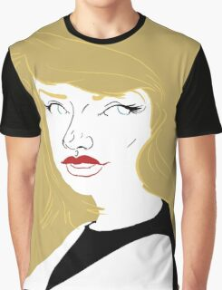 Taylor Graphic T-Shirt