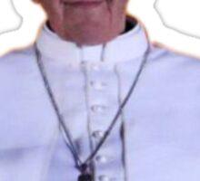 Pope Sticker