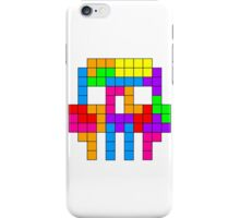TETRIS Skull iPhone Case/Skin